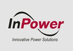 Hier ist das Logo von InPower abgebildet.