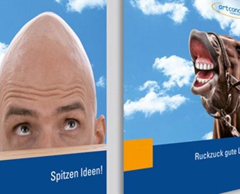 Hier ist ein Foto der artconcept Werbeagentur abgebildet.
