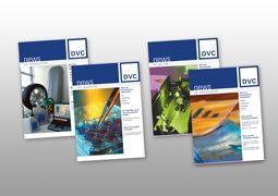 Hier wird eine Auswahl der DVC Newsletter gezeigt.