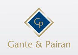 Hier ist das Logo von Gante Pairan abgebildet.