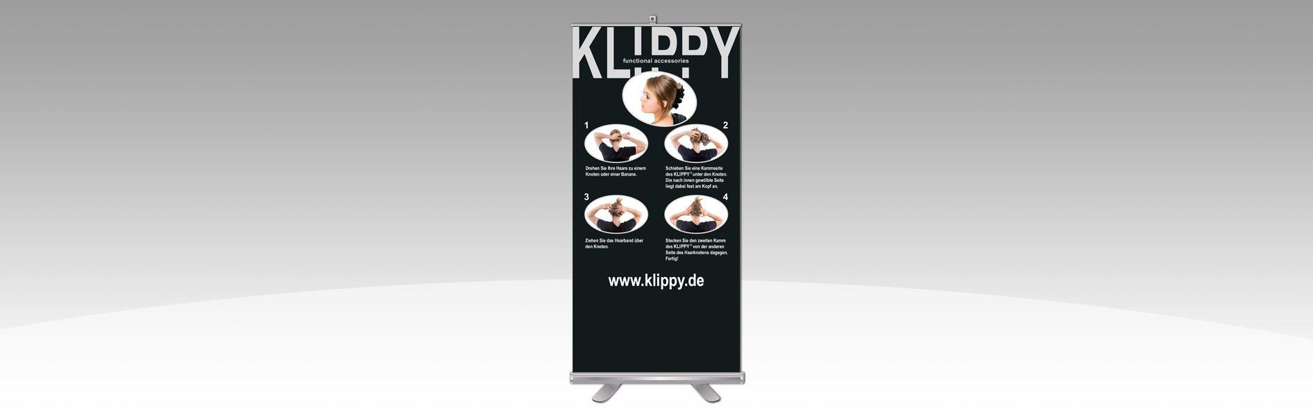 Hier ist das Rollup von Klippy dargestellt.