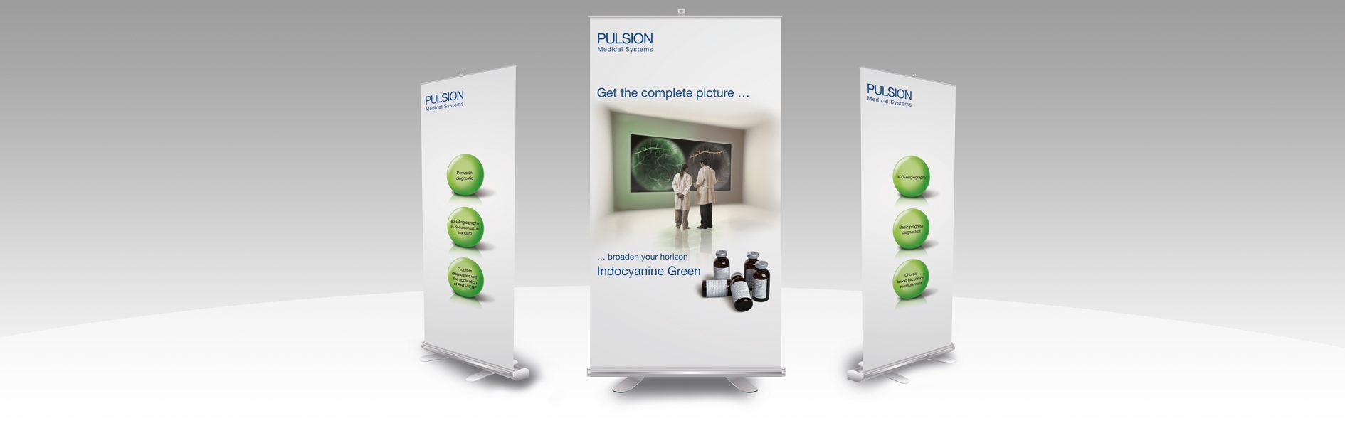 Hier sind die RollUps von Pulsion abgebildet.