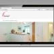 Ein Bild der neuen Website der Zahnarztpraxis Dr. Silvia Aigner.