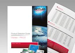 Hier ist ein Ausschnitt der Produktbroschüre unseres Kunden Zettler abgebildet.