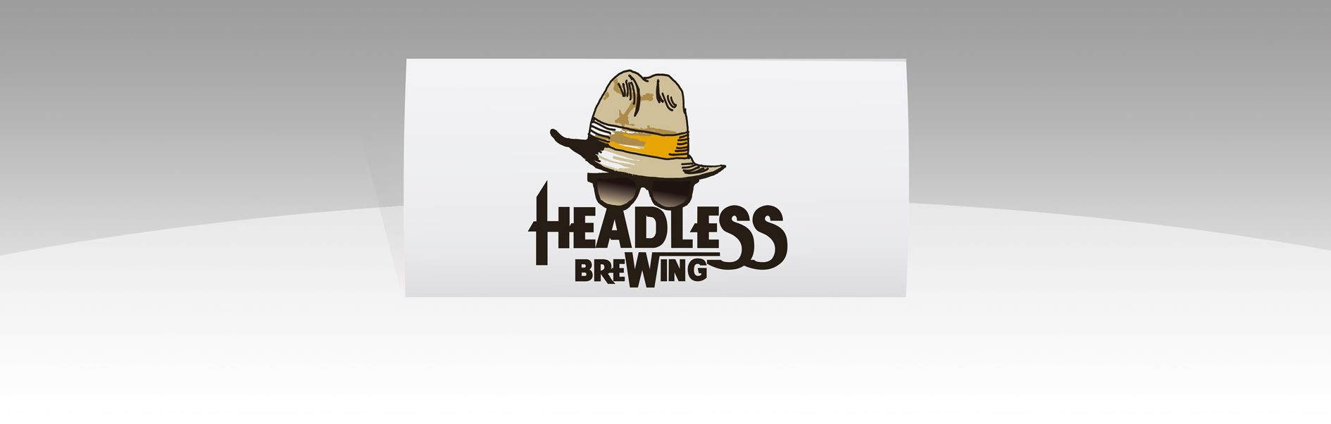 Hier ist das Headless Brewing Logo abgebildet.