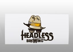 Hier ist das Übersichtsbild des Headless Brewing Logos abgebildet.