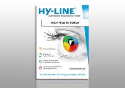 Hier ist die Group-Anzeige von HY-LINE zu sehen.