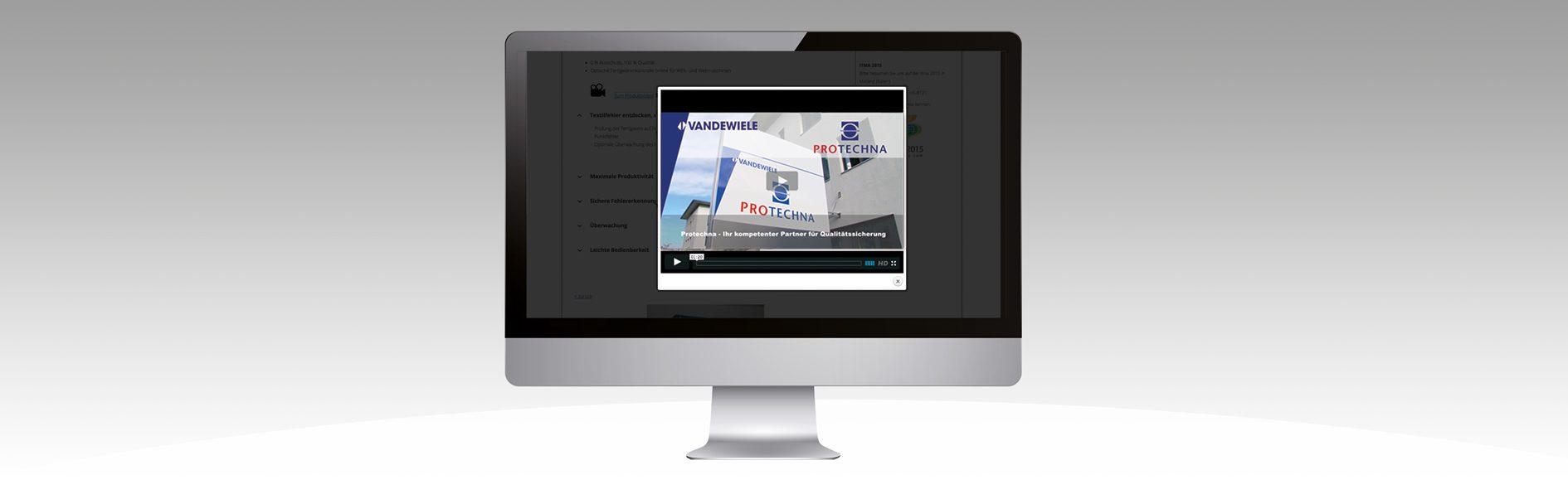 Hier sind die Videos der Protechna Herbst GmbH & Co. KG abgebildet.