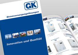 Hier ist das neue Firmenprofil von Gustav Klein zu sehen.