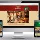 Es ist der neue Internetauftritt unseres Kunden Privatbrauerei Schnitzlbaumer abgebildet.