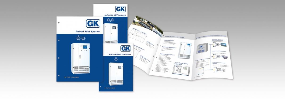 Hier sind die neuen 6-Seiter und ein 8-Seiter von Gustav Klein abgebildet.