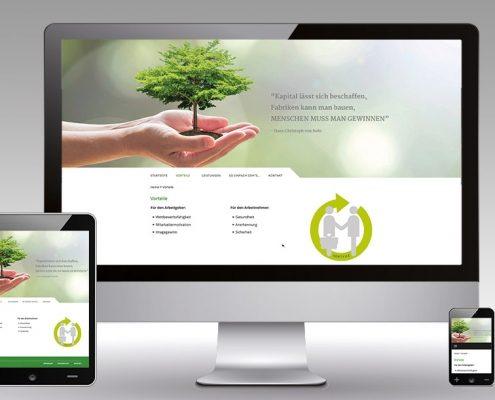 BKV Webseite