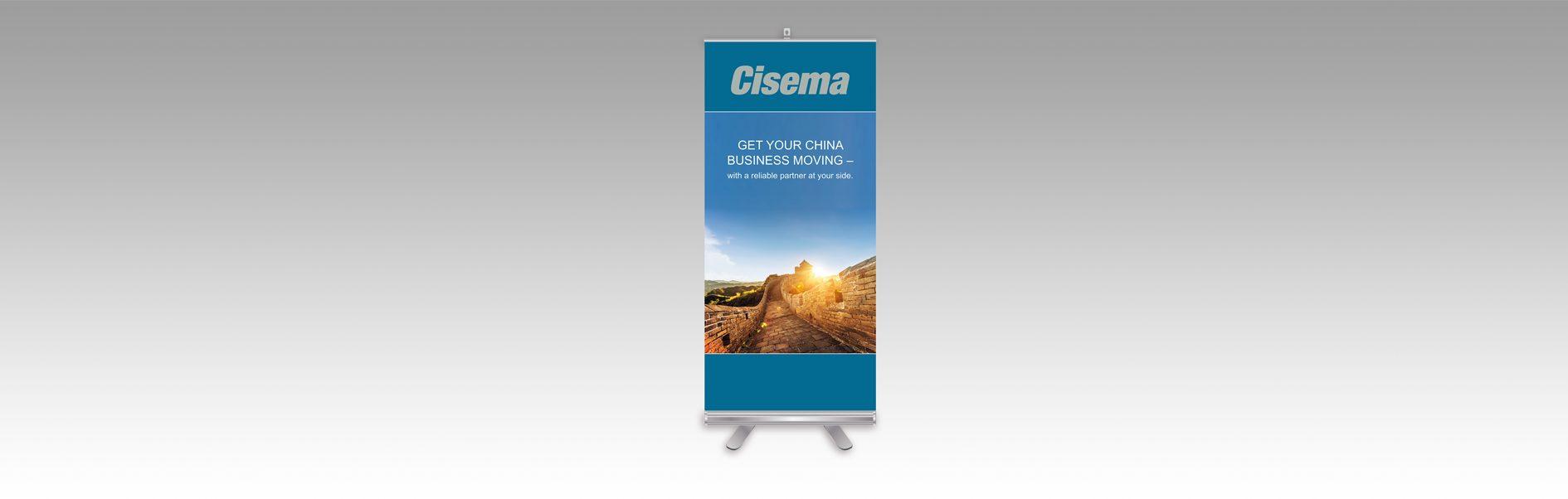 Hier ist das Rollup von Cisema abgebildet.