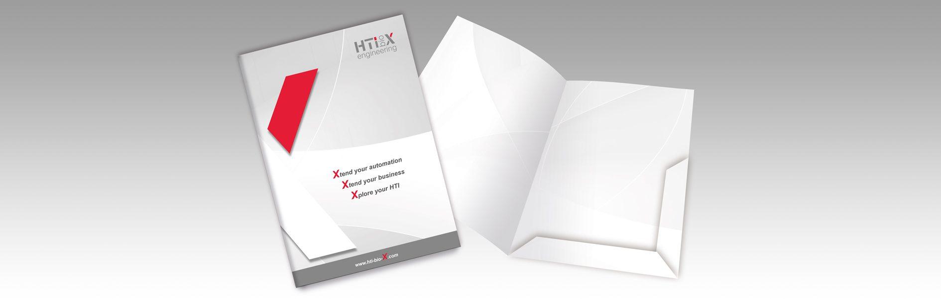 Hier ist die Imagemappe von HTIbioX abgebildet.