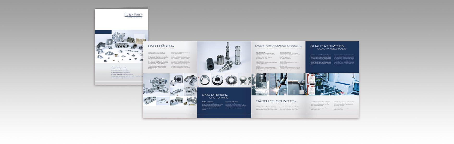 Hier ist das Kenter Anlagentechnik Firmenprofil abgebildet.