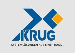 Hier ist das Logo von XKrug abgebildet.