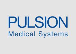Hier ist das Logo von Pulsion abgebildet.