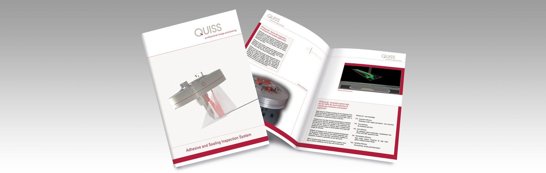 Hier ist der 4-Seiter von Quiss abgebildet.