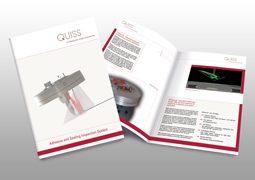 Auf diesem Foto ist der 4-Seiter von Quiss abgebildet.