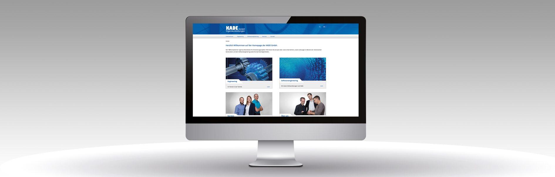 Responsive Website Kade