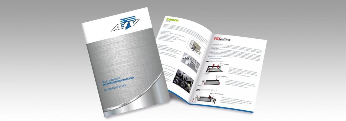 Firmenprofil Gestaltung AIV