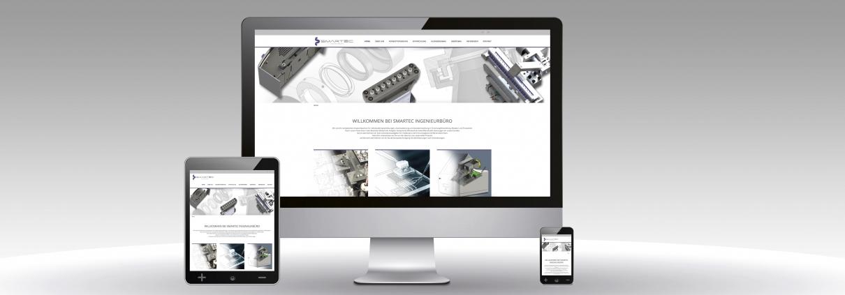 Wordpress Website Smartec