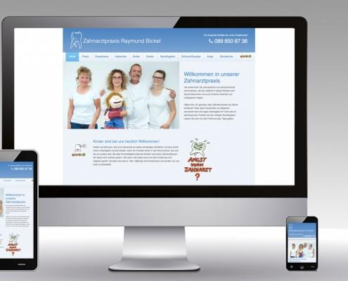 Bickel Website